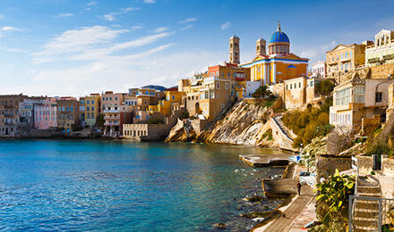 Culinary Journey to Syros, Greece
