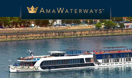 AmaWaterways and Joanne Weir Danube River Cruise