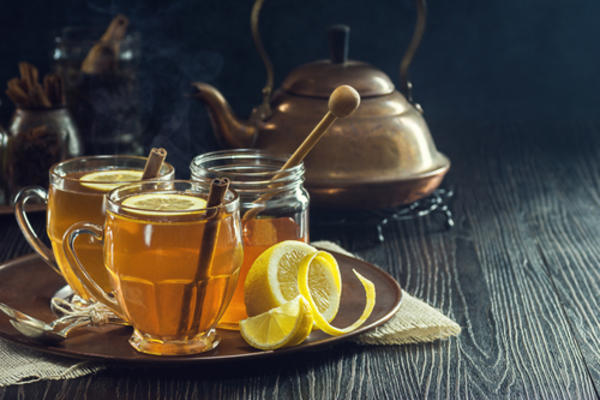 Hot Fig Toddy