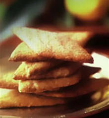 Pucker-Up Citrus Crisps