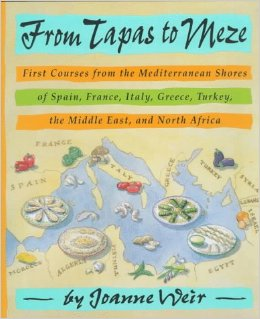 From Tapas to Meze: First Courses from the Mediterranean Shores