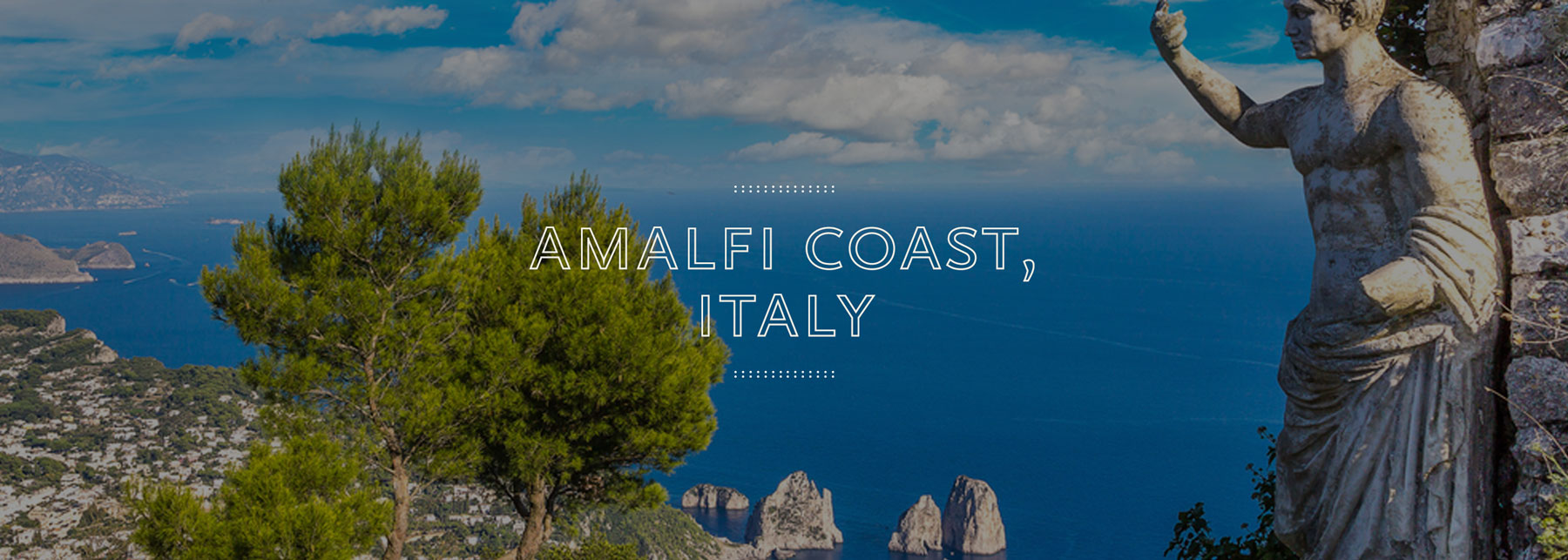 Culinary Tour to the Amalfi Coast and Island of Capri, Italy