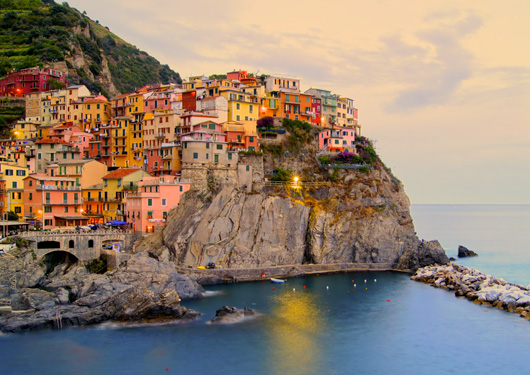 Culinary Journey to Cinque Terre & the Italian Riviera, Italy