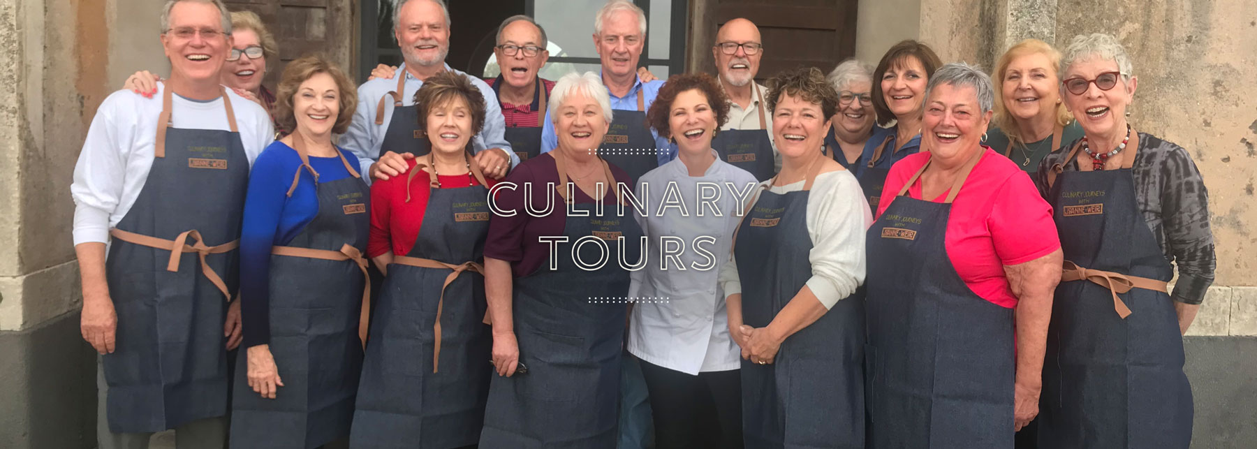 Culinary Tour Cooking Class Group