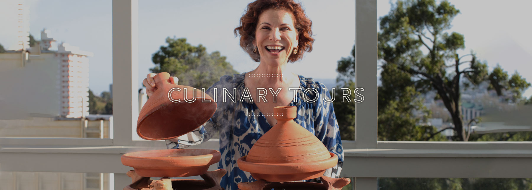 Joanne Weir Culinary Tours