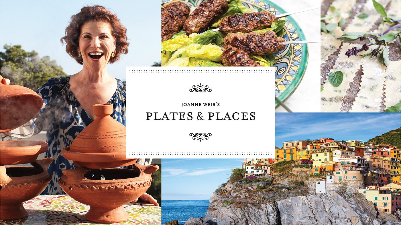 Plates and Places tv series