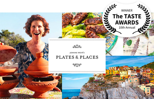 Plates & Places Winner Taste Awards